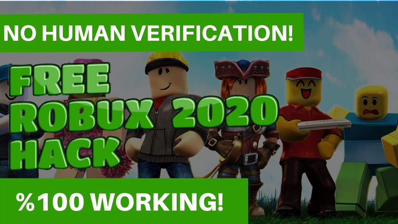 Roblox Robux Hack 2020 Free And 100 Working