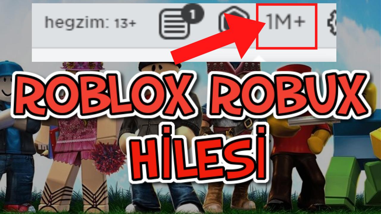 Robox Robux Hilesi 2020 - 100% Çalışıyor!