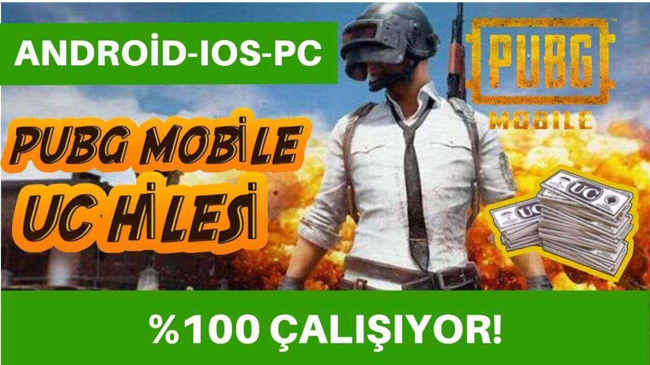 Pubg Mobile Uc Hilesi 2020 - Gerçek Çalışan Hile!